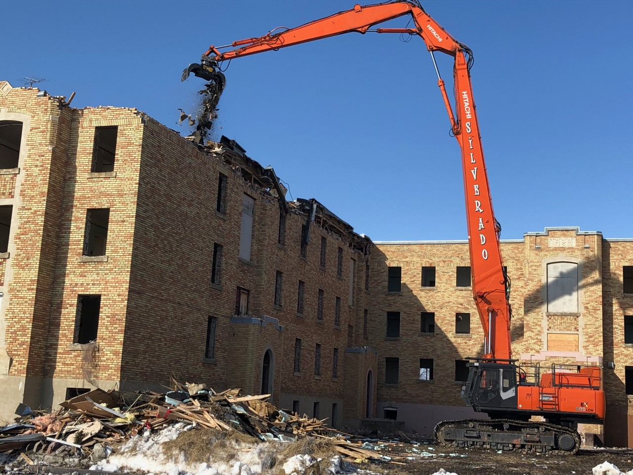 Old Saskatchewan Hospital Project, Corrections Centre – North Battleford, SK