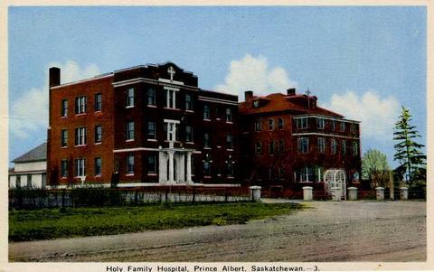 Holy Family Hospital