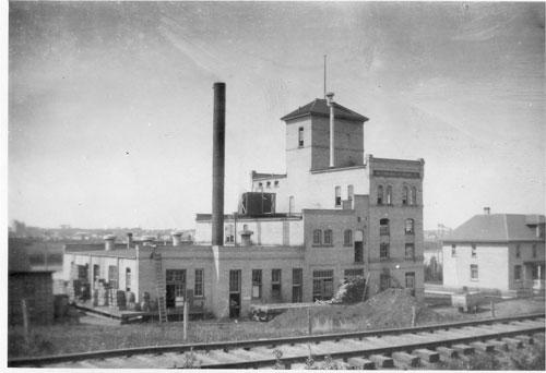 Prince Albert Brewery
